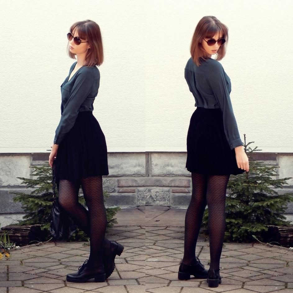 Skirt_shirt_dark_outfit_Zala_Zagoricnik_7