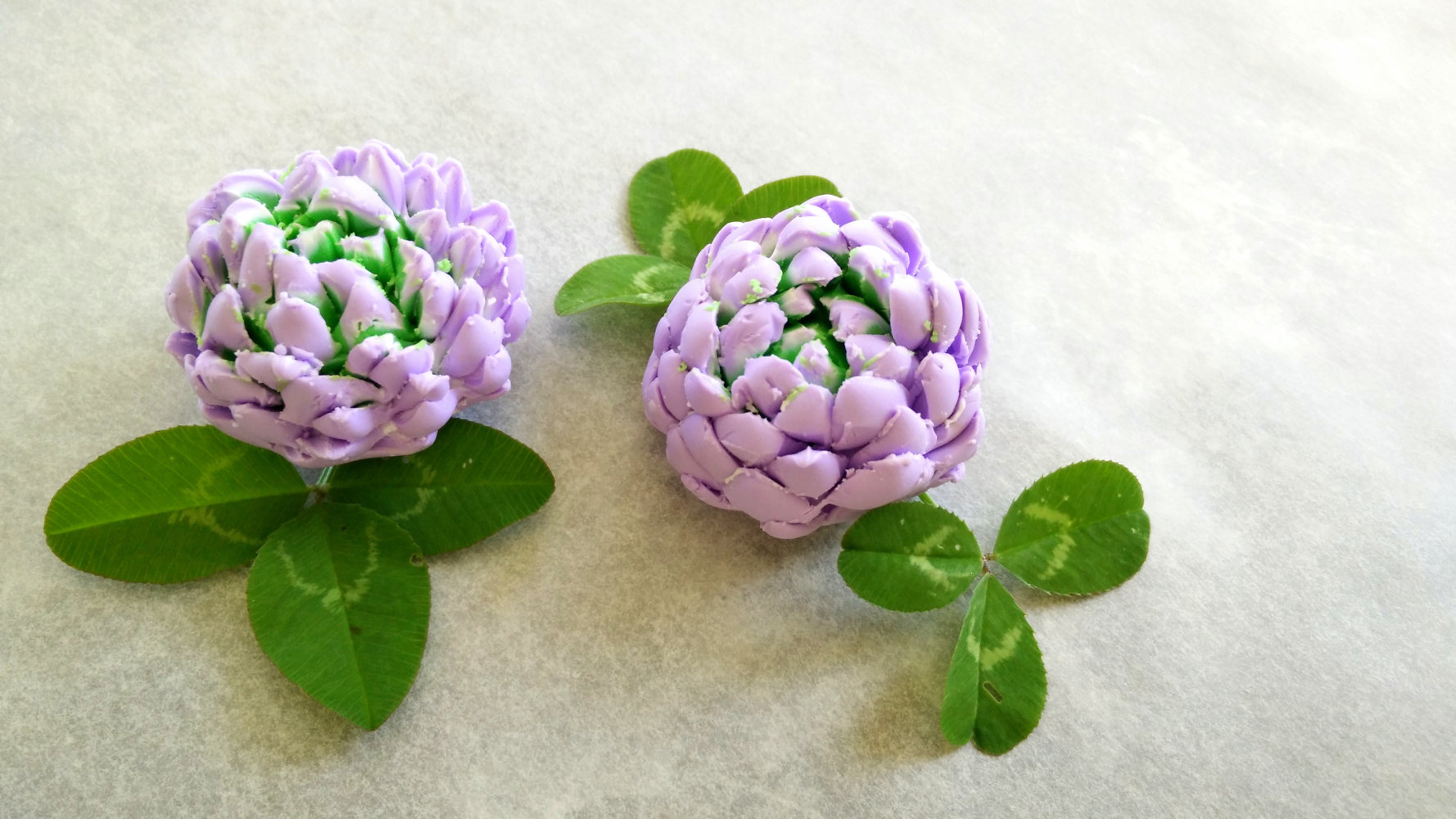 Zala_Zagoricnik_DIY_FIMO_Polimer_clay_clover_flower_1