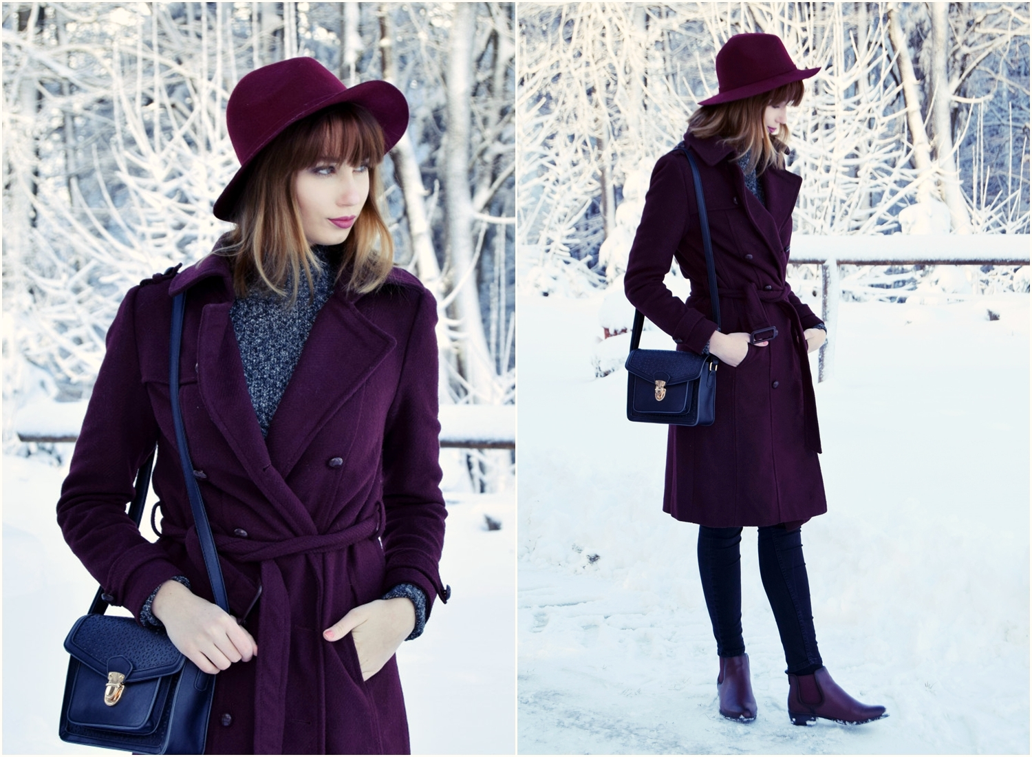 Winter_outfit_bordeaux_snow_Zalabell_fashion_3