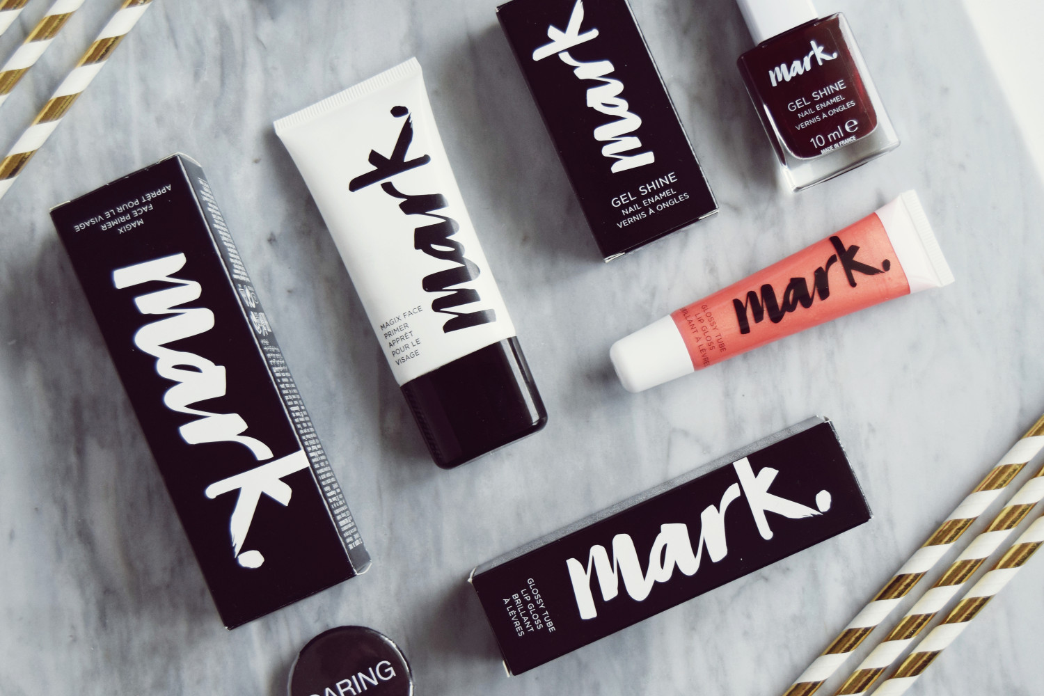 Avon Mark make-up line