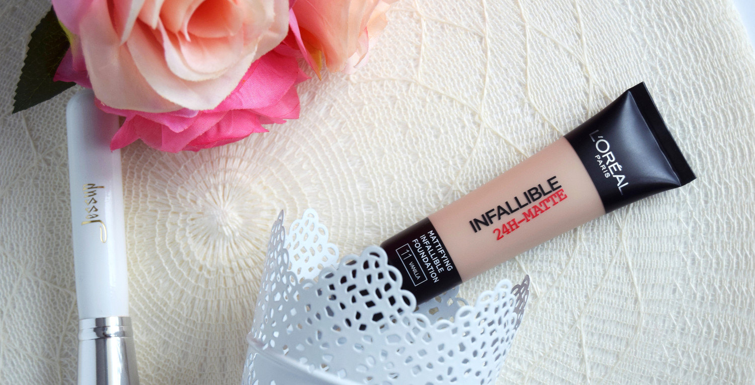 Loreal_Infallible_24h_matte_review_Zalabell_beauty_1