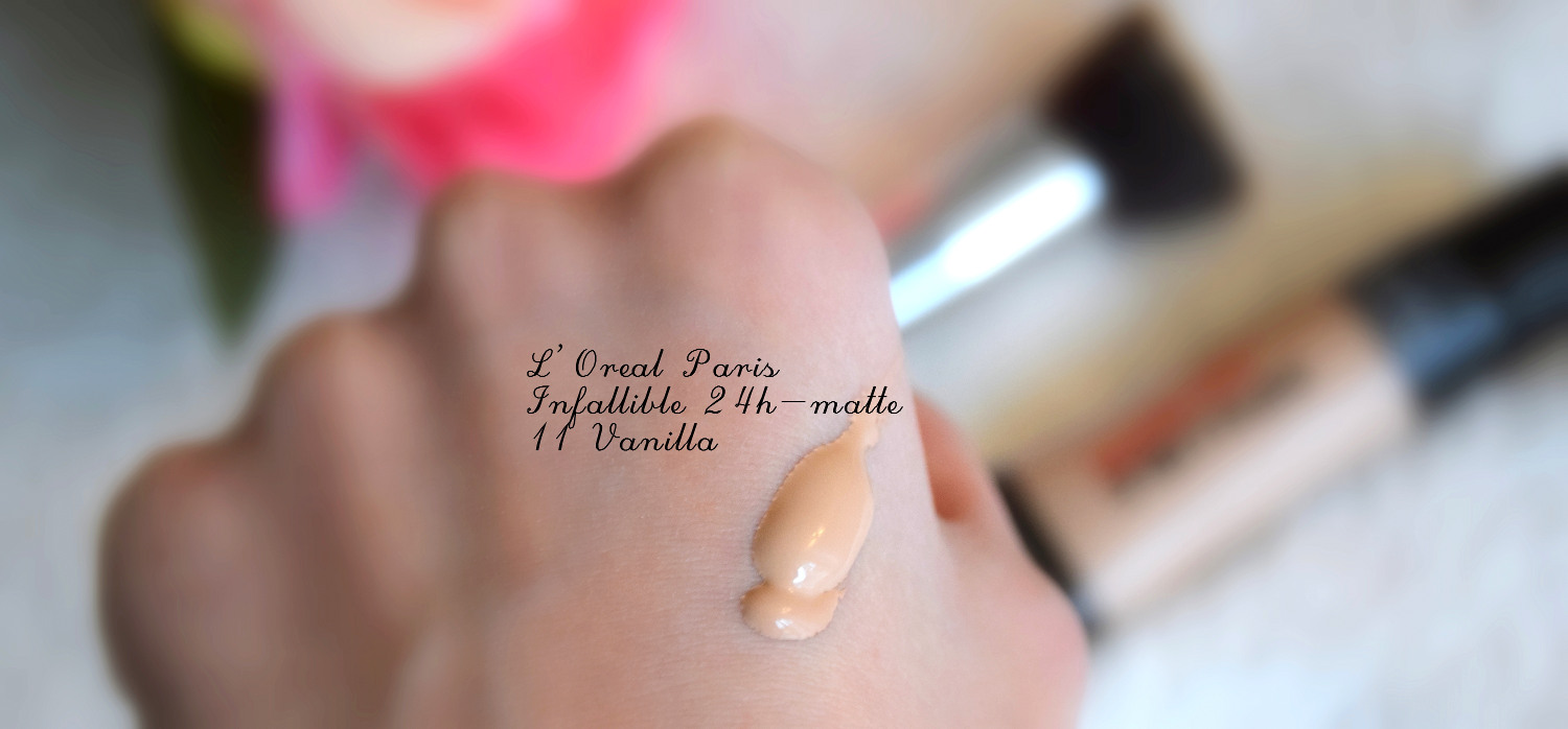 Loreal_Infallible_24h_matte_review_Zalabell_beauty_2