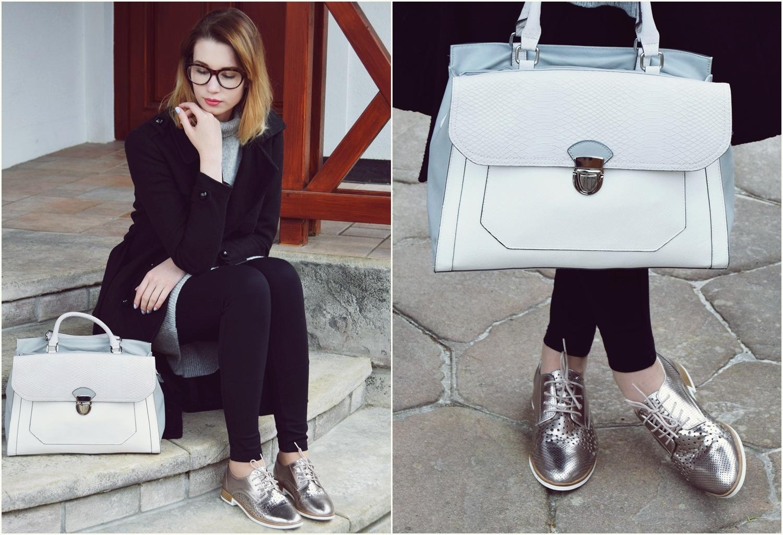 Spring_fashion_silver_shoes_deichmann_zalabell_grey_black_ootd_2