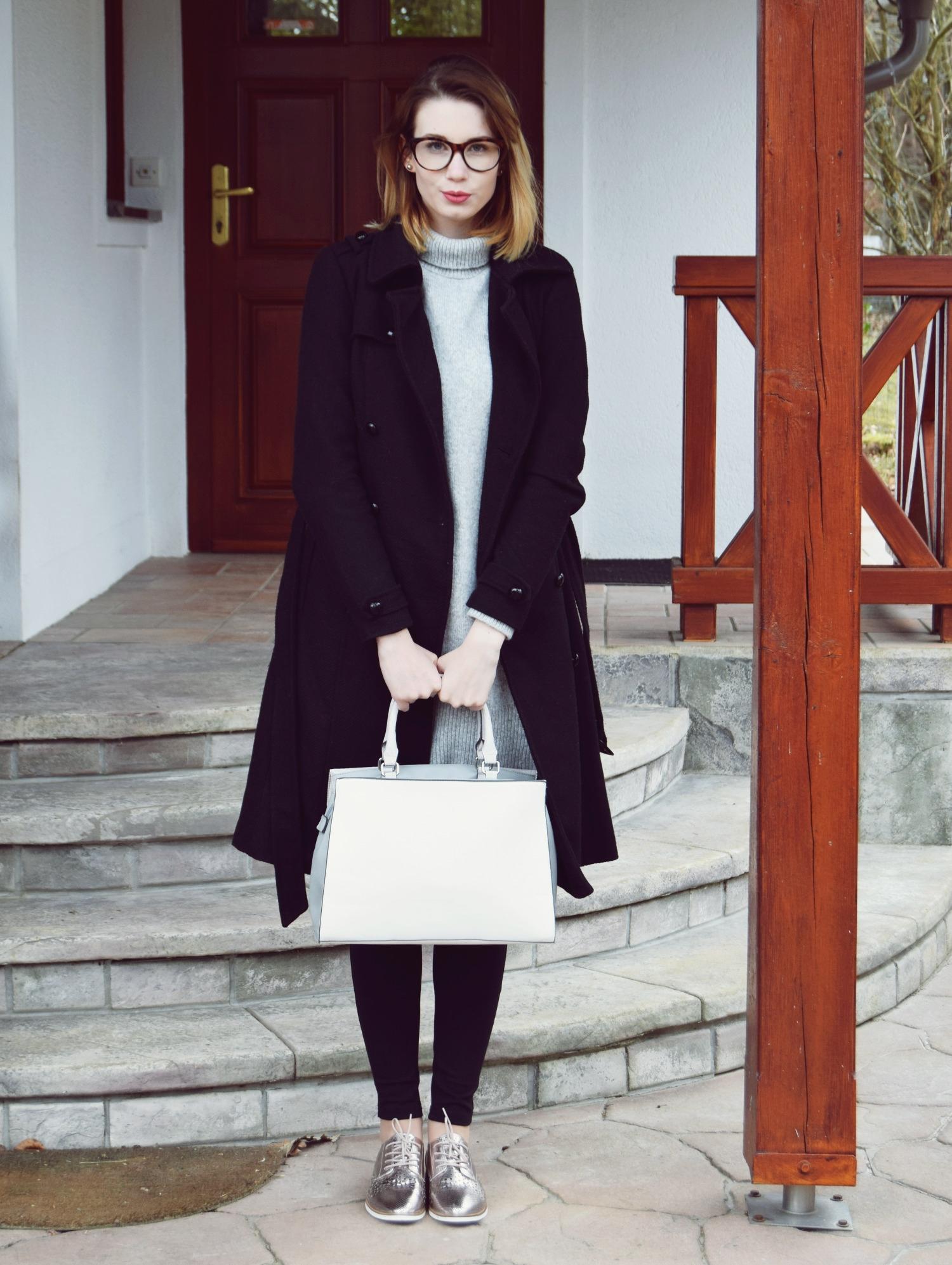 Spring_fashion_silver_shoes_deichmann_zalabell_grey_black_ootd_3