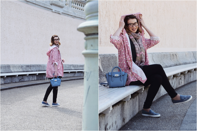 Fashion_cute_pink_dots_raincoat_Zalabell_4