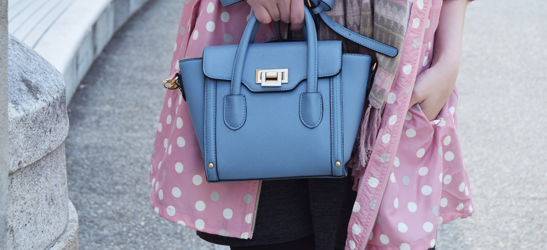 Fashion_cute_pink_dots_raincoat_Zalabell_6