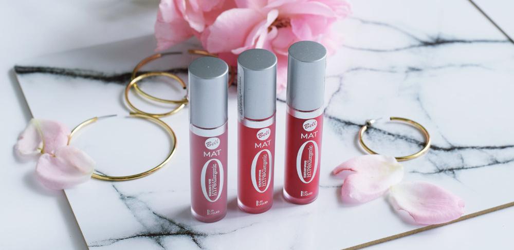 Bell HYPOAllergenic MAT Lipsticks – Zalabell